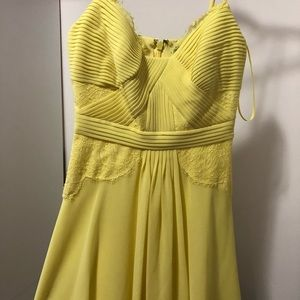 Mini BCBG DRES for sale only worn once!!